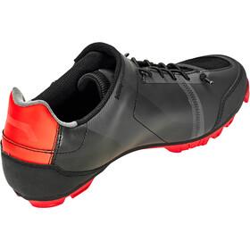 Cube MTB Peak Pro Chaussures, red'n'black